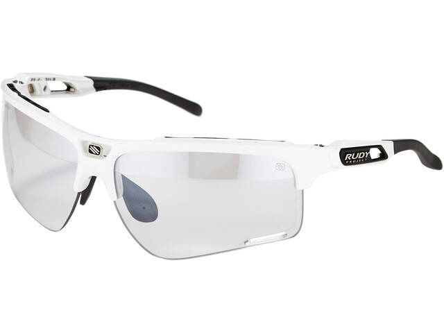 Rudy Project Keyblade Gafas, blanco/transparente